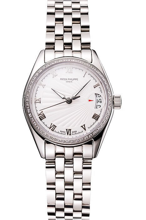 Swiss Patek Philippe Calatrava replica ladies